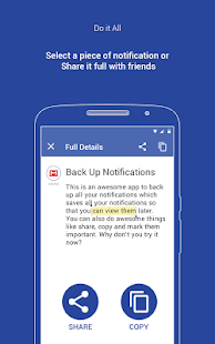 NotiBox:Stop Save Notification- screenshot thumbnail