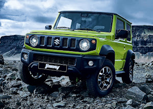 Jimny sold out already