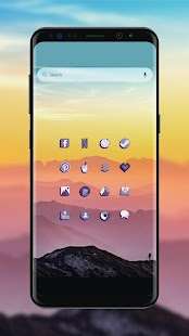 Royal - Icon Pack Screenshot