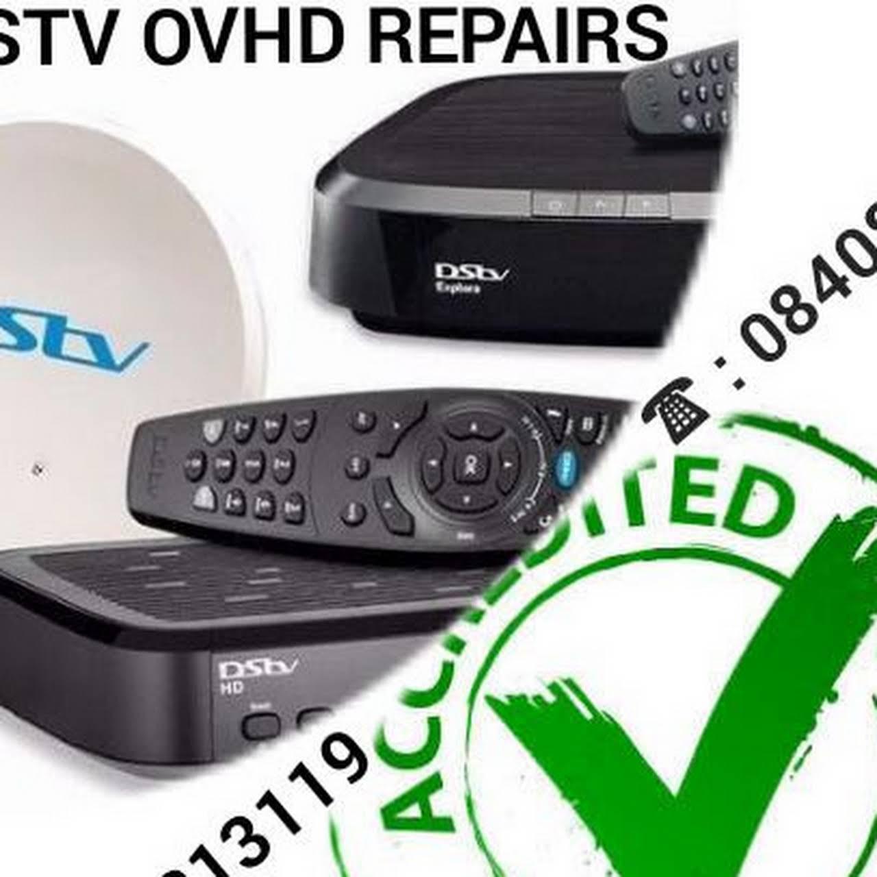 D stv & Ovhd installer & repairs - Dstv and ovhd repairs