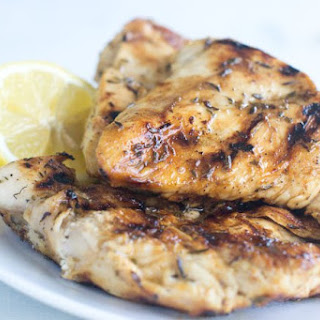 The Best Grilled Chicken Breasts.