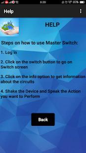 Master Switch - náhled
