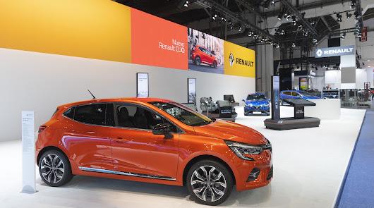Renault presenta la movilidad del futuro en Automobile Barcelona