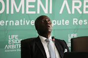 Retired deputy chief justice Dikgang Moseneke, who headed the arbitration hearings between the state and the families of victims in the Life Esidimeni tragedy.