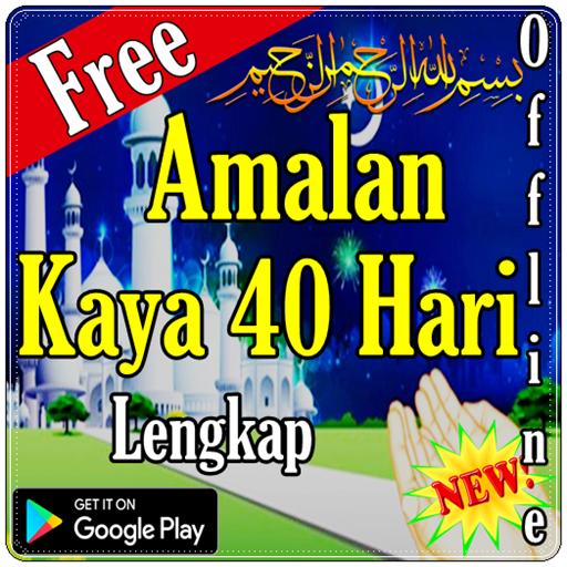 Amalan Kaya 40 Hari (app)