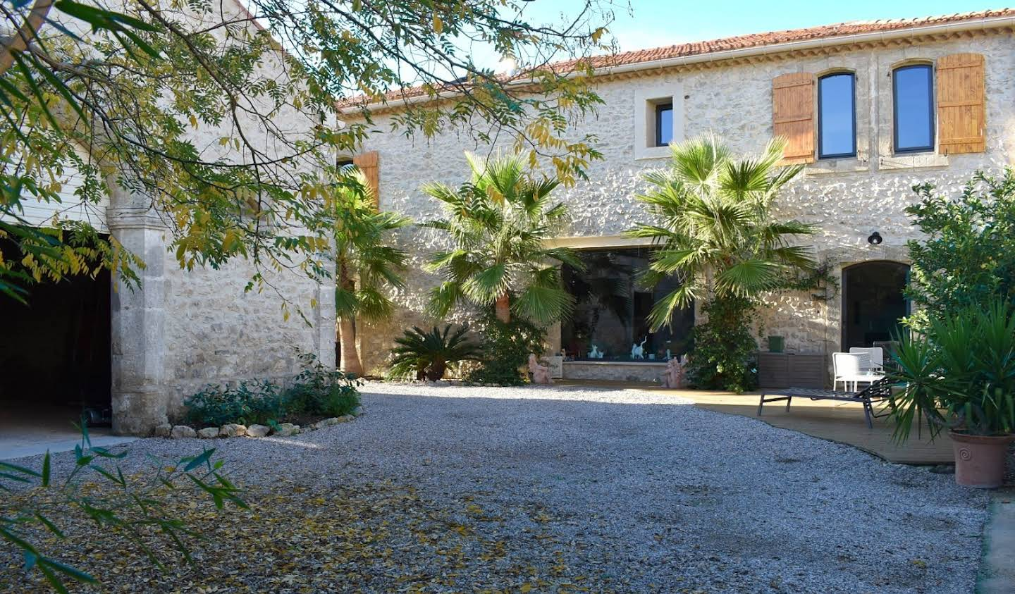 House with terrace Pezenas