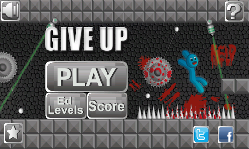Give Up Pro