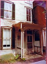 Photo: Front porch at 311 S. Loudoun St.