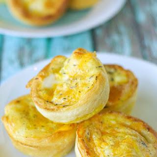 Crescent Breakfast Puffs.
