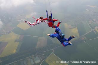 Photo: Ouverture saut Pac