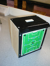 Photo: Year 11 EP project ....... a money box with light/sound effects when money inserted.