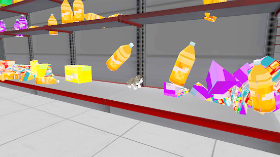 Kitten Cat Craft:Destroy Super Market Ep2 Screenshot