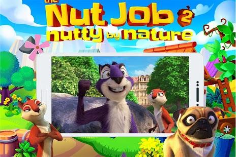 Nut job 2 : Nutty By Ocean - náhled