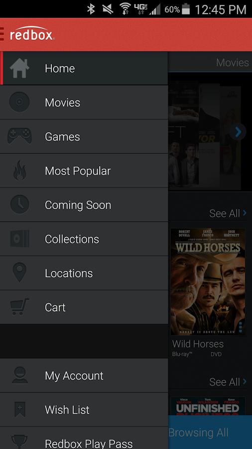 Redbox - screenshot