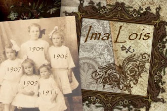 Photo: Ima & 4 of her 6 sisters . . .