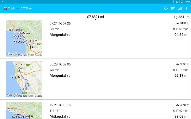 BikeComputer Pro Screenshot 10