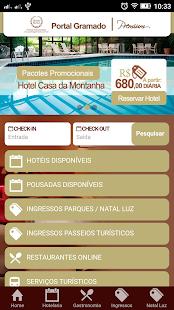 Portal Gramado - náhled