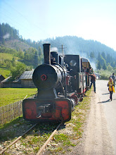 Photo: Paseo en el Moldovira Railway
