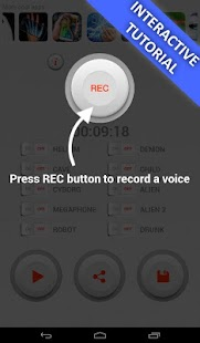 Easy Voice Changer Screenshot