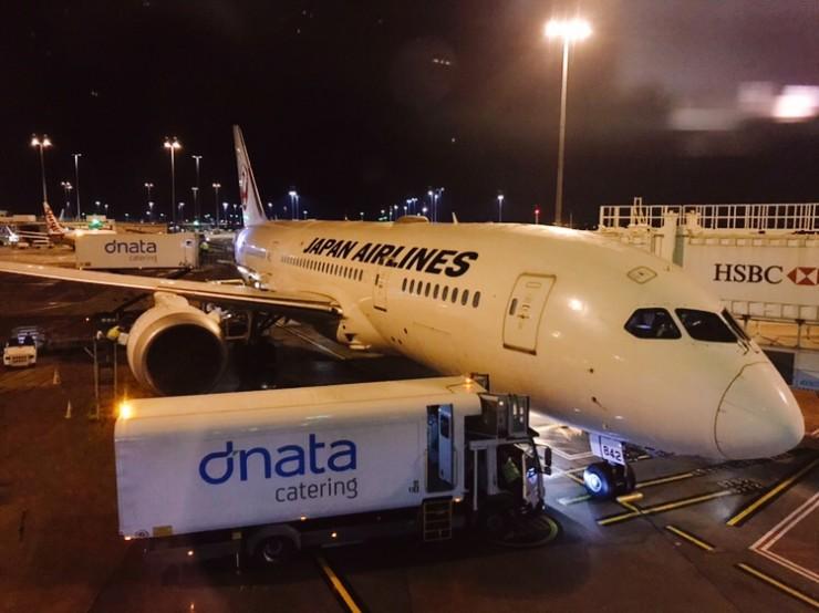 【世界の機内食】日本航空(JAL)成田–メルボルン便のエコノミークラスの機内食を食べてみた