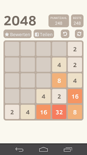 2048 Screenshot