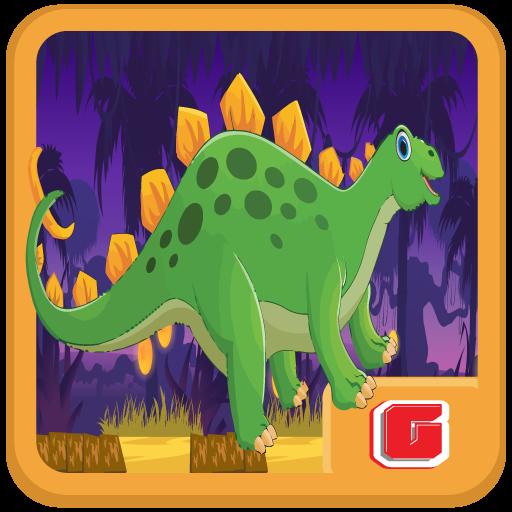 Stegosaurus Dino - Car Robots