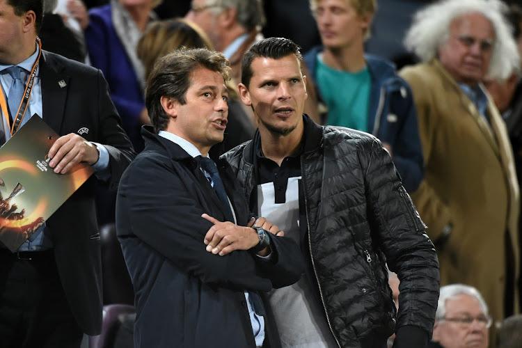 'Makelaar cashte drie miljoen euro, Coucke stelt zich burgerlijke partij in zaak Anderlecht'