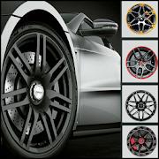 Car Rim Photo Editor – Stylish Car Rims
