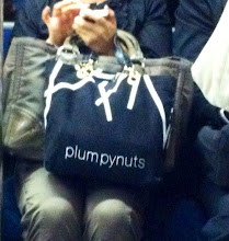 Photo: Not sure what plumpynuts are...Tokyo, May 2012.