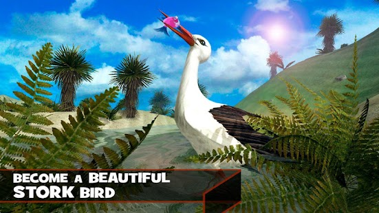 Stork Simulator - Ultimate Flying Bird Adventure - náhled