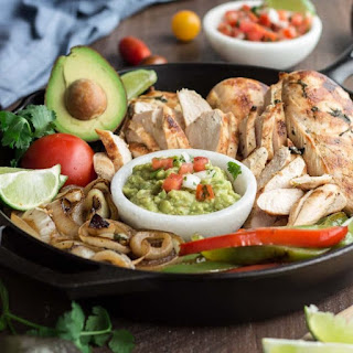 Authentic Chicken Fajita Marinade Recipe