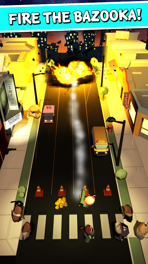 Maim Street- screenshot
