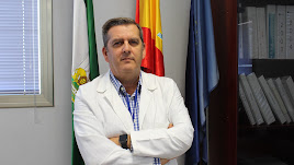 Pedro Acosta, director gerente de la Agencia Sanitaria Hospital de Poniente.