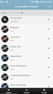 DJ Sound Effects & Ringtones- screenshot thumbnail