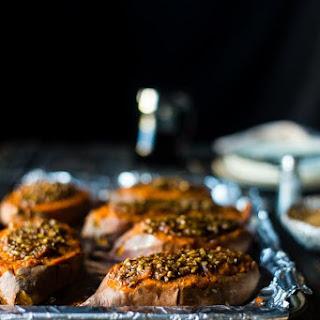 Pecan Pie Twice Baked Sweet Potatoes Recipe
