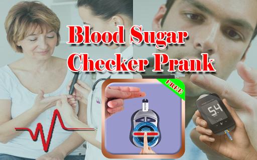 血糖檢測儀惡作劇