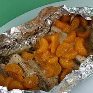 Orange Honey Tilapia Slow Cooker.