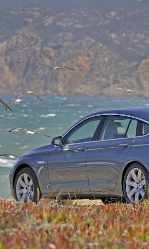 BMW 5 GTとテーマ&壁紙