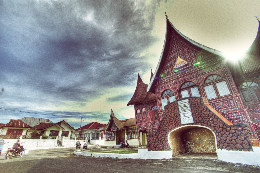 Balai Adat by Fanni Ichwan - City,  Street & Park  Vistas