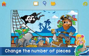 دانلود Kids Animals Jigsaw Puzzles ❤️🦄 اندروید