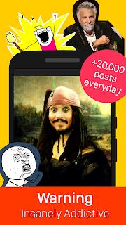 9GAG: Best LOL Pics & GIFs 😂 screenshot 00