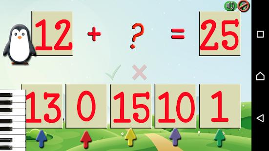 Happy Children Math - náhled