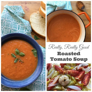 Really, Really Good Roasted Tomato Soup