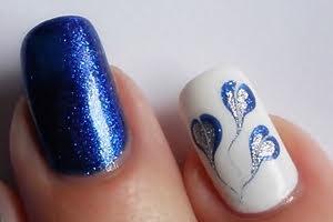 nail art soffiodidea daddy marble