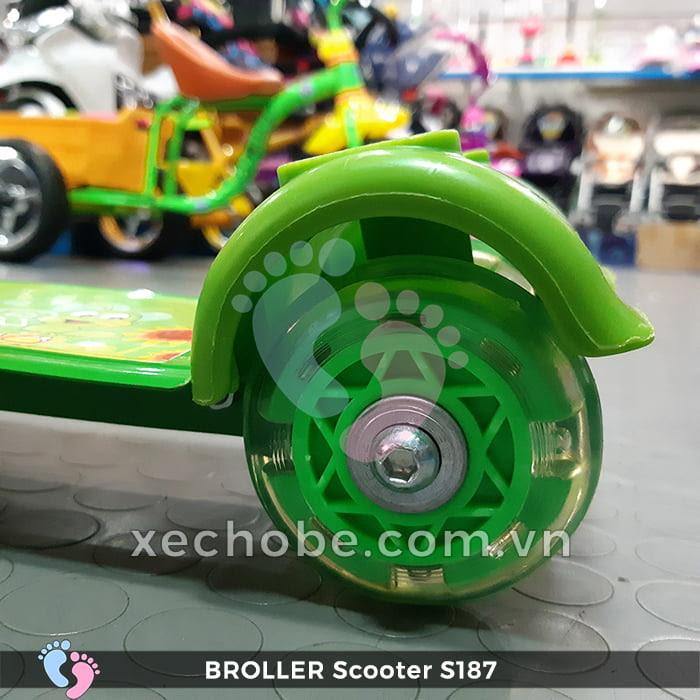 Xe trượt Scooter 4 bánh BROLLER S187 5