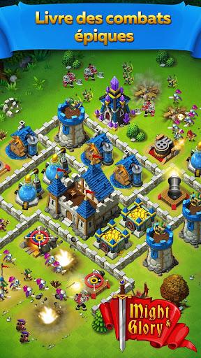 Code Triche Might and Glory: Kingdom War APK MOD (Astuce) screenshots 1
