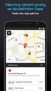 Moovit: Autobusy a vlaky info - náhled