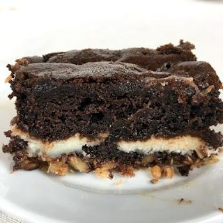 Chocolate Coconut Earthquake Cake Recipe