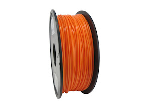 Orange PLA Filament - 3.00mm