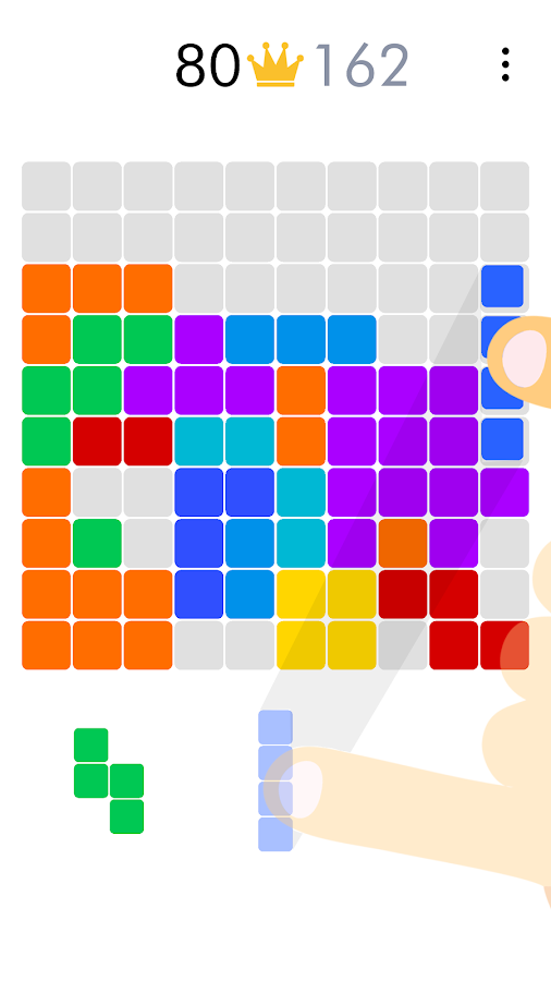 100 Blocks Puzzle- screenshot